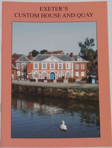 Exeter's Custom House and Quay